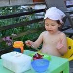 Espirant, jogurtová kaše a jiné speciality :-)